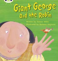 Phonics Bug Giant George & the Robin P
