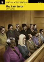 The Last Juror (incl. CD-ROM): Level 2 (Penguin Active Reading (Graded Readers))