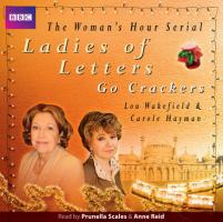 Ladies of Letters: Go Crackers