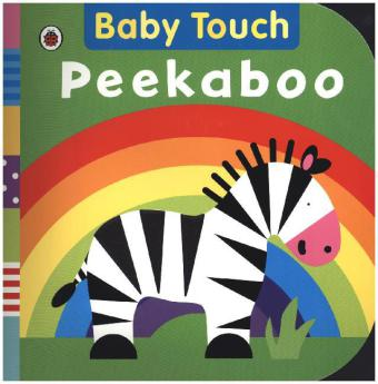 Baby Touch: Baby Touch: Peekaboo