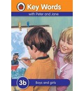 Key Words: 3b Boys and girls - W. Murray