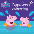 Peppa Pig: Peppa Goes Swimming - Ladybird