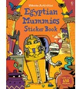 Egyptian Mummies Sticker Book - Kirsteen Robson