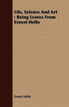 Life, Science And Art - Hello, Ernest