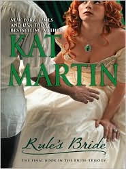 Rule's Bride (Bride Trilogy #3) - Kat Martin