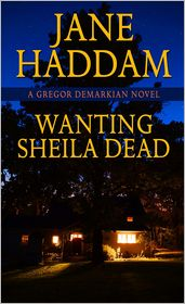 Wanting Sheila Dead (Gregor Demarkian Series #25) - Jane Haddam
