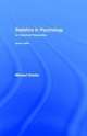 Statistics in Psychology - Michael Cowles