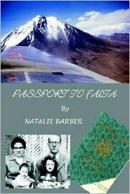 Passport to Faith - Natalie Barber
