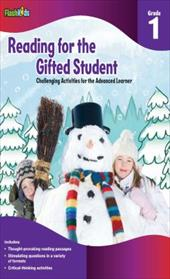 Reading for the Gifted Student, Grade 1: Challenging Activities for the Advanced Learner - O'Dell, Kathryn L. / Conger, Holli