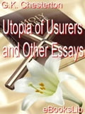Utopia of Usurers and Other Essays - G.K. Chesterton