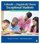 Culturally and Linguistically Diverse Exceptional Students: Strategies for Teaching and Assessment - Grassi, Elizabeth A. / Barker, Heidi Bulmahn