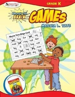 Engage the Brain: Games: Grade K - Tate, Marcia L.