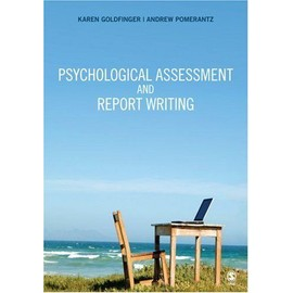 PSYCHOLOGICAL ASSESSMENT & REP