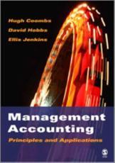 Management Accounting - Hugh Coombs, D Ellis Jenkins, David Hobbs
