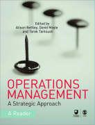 Operations Management: A Strategic Approach