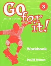 Go for It! 3: Workbook - Professor David Nunan