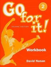 Go for It!, Book 2 - Professor David Nunan