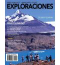 Exploraciones (with Student Activities Manual and Spanish CourseMate Printed Access Card) - Mary Ann Blitt