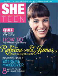 SHE Teen: Becoming a Safe, Healthy, and Empowered Woman - God's Way - Rebecca St. James