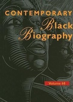 Contemporary Black Biography, Volume 68: Profiles from the International Black Community - Herausgeber: Mazurkiewicz, Margaret