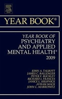The Year Book of Psychiatry and Applied Mental Health - Herausgeber: Talbott, John A.