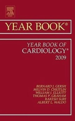 The Year Book of Cardiology - Herausgeber: Gersh, Bernard J. Elliott, William J. Cheitlin, Melvin D.
