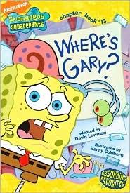 Where's Gary? (SpongeBob SquarePants Chapter Book Series #13)