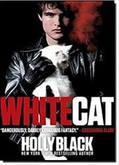 White Cat - Black, Holly