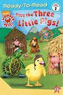 Save the Three Little Pigs!