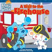 A Visit to the Firehouse - Silverhardt, Lauryn / Craig, Karen
