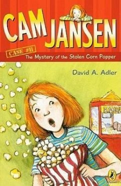 The Mystery of the Stolen Corn Popper - Adler, David A.
