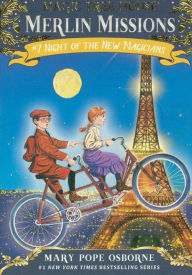 Night of the New Magicians (Magic Tree House Merlin Mission Series #7) (Turtleback School & Library Binding Edition) - Mary Pope Osborne