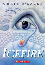 Icefire (Turtleback School & Library Binding Edition) - Chris d'Lacey