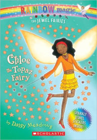 Chloe the Topaz Fairy (Turtleback School & Library Binding Edition) - Daisy Meadows