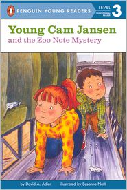 Young Cam Jansen and The Zoo Note Mystery (Young Cam Jansen Series #9) (Turtleback School & Library Binding Edition) - David A. Adler