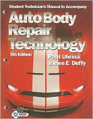 Tech Manual for Duffy's Auto Body Repair Technology, 5th - James E. Duffy, Robert Scharff