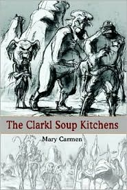 Clarkl Soup Kitchens - Mary Carmen
