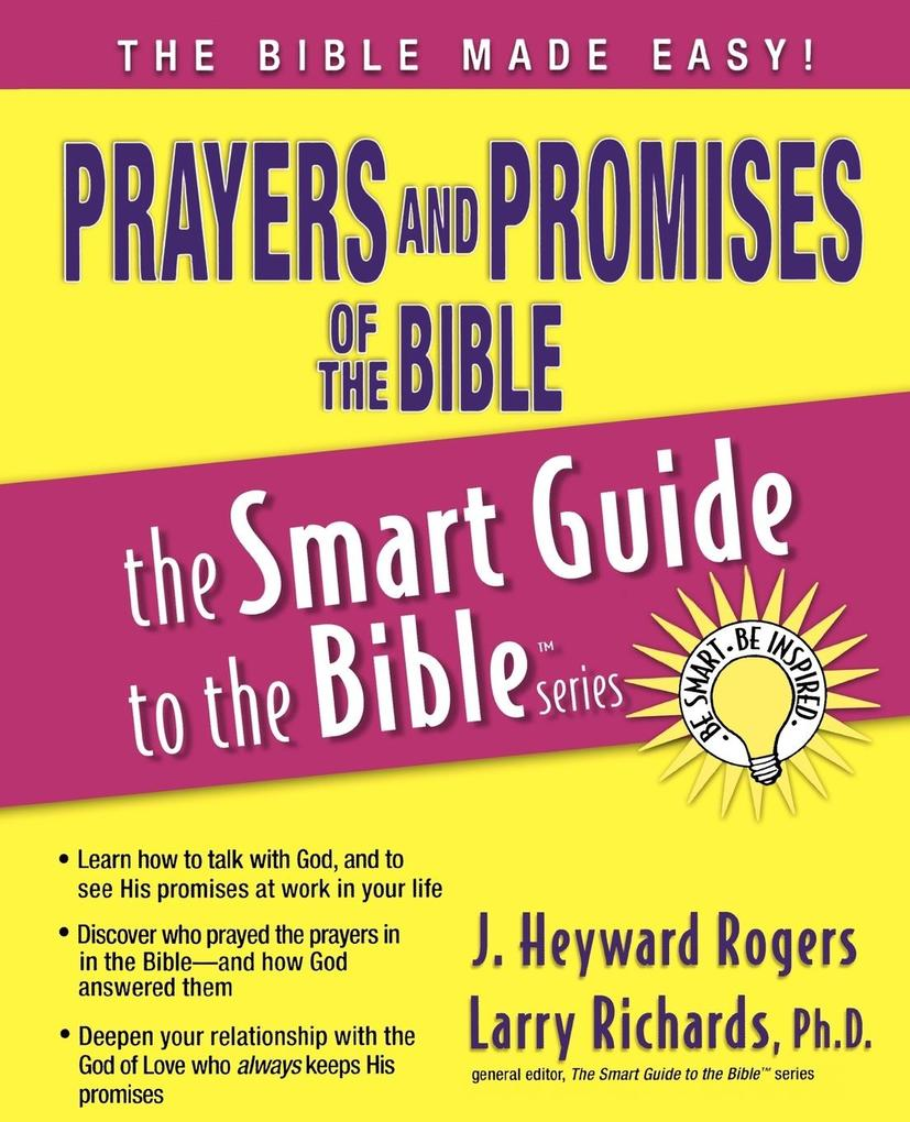 Prayers and Promises of the Bible als Taschenbuch von J. Rogers - Thomas Nelson Publishers