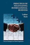 Principles of Negotiating International Business