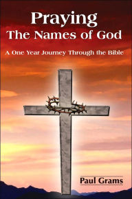 Praying the Names of God: A One Year Journey Through the Bible - Paul Grams