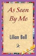 As Seen By Me - Bell, Lilian