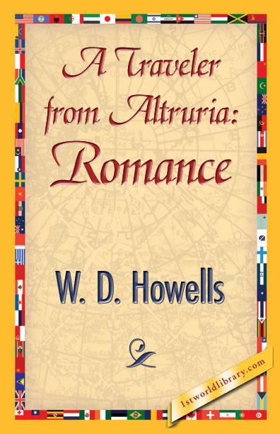 A Traveler from Altruria als eBook von W. D. Howells - 1st World Library - Literary Society