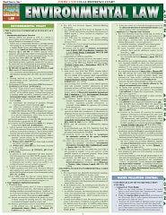 Environmental Law - BarCharts