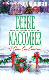 A Cedar Cove Christmas - Debbie Macomber, Read by Sandra Burr