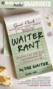 Waiter Rant: Thanks for the Tip - Confessions of a Cynical Waiter