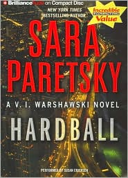 Hardball ( V.I. Warshawski Series #13)