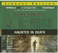 Haunted in Death (Playaway Adult Fiction)