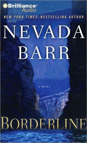 Borderline (Anna Pigeon Series #15) - Nevada Barr, Read by Joyce Bean