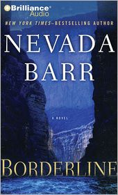 Borderline (Anna Pigeon Series #15) - Nevada Barr, Read by Joyce Bean