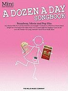 A Dozen a Day Songbook: Mini: Early Elementary
